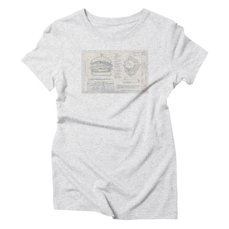 Refer to Fixinz Schedule Women's Triblend T-Shirt by Sheaffer's Artist Shop