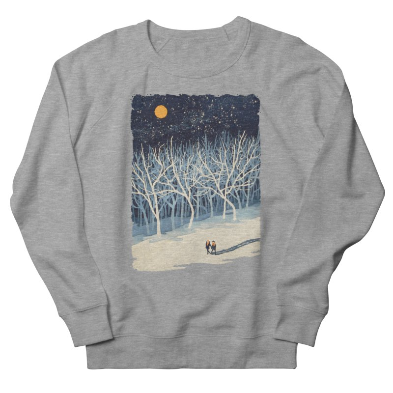 If on a Winter's Night... Men's Sweatshirt by Sheaffer's Artist Shop