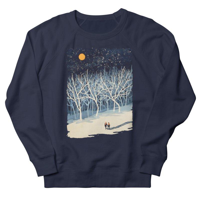 If on a Winter's Night... Men's Sweatshirt by Sheaffer's Artist Shop