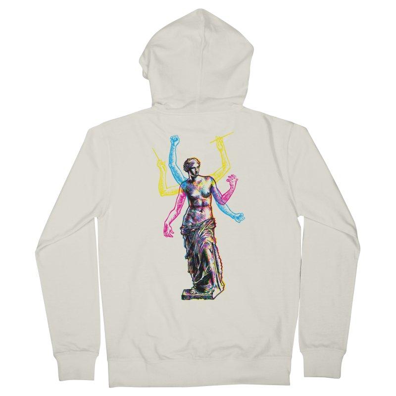 Made of Rock Women's Zip-Up Hoody by Sheaffer's Artist Shop