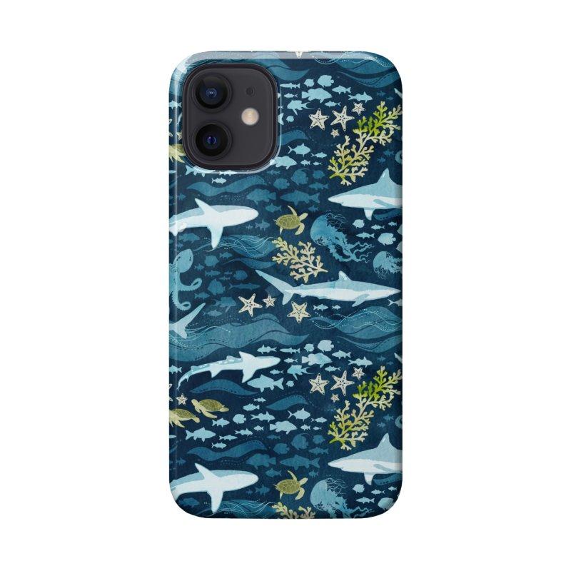 Shark Ocean Accessories Phone Case by Shedd Aquarium's Artist Shop
