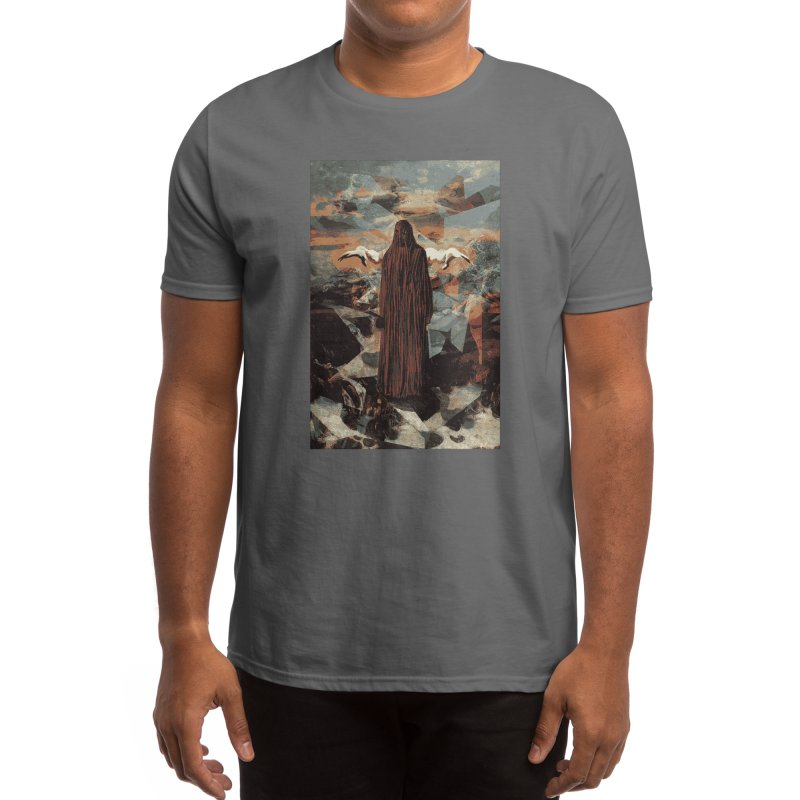 It Comes At Night Men's T-Shirt by shehertz