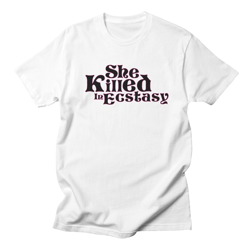 SKIE - Black Logo Women's T-Shirt by She Killed In Ecstasy
