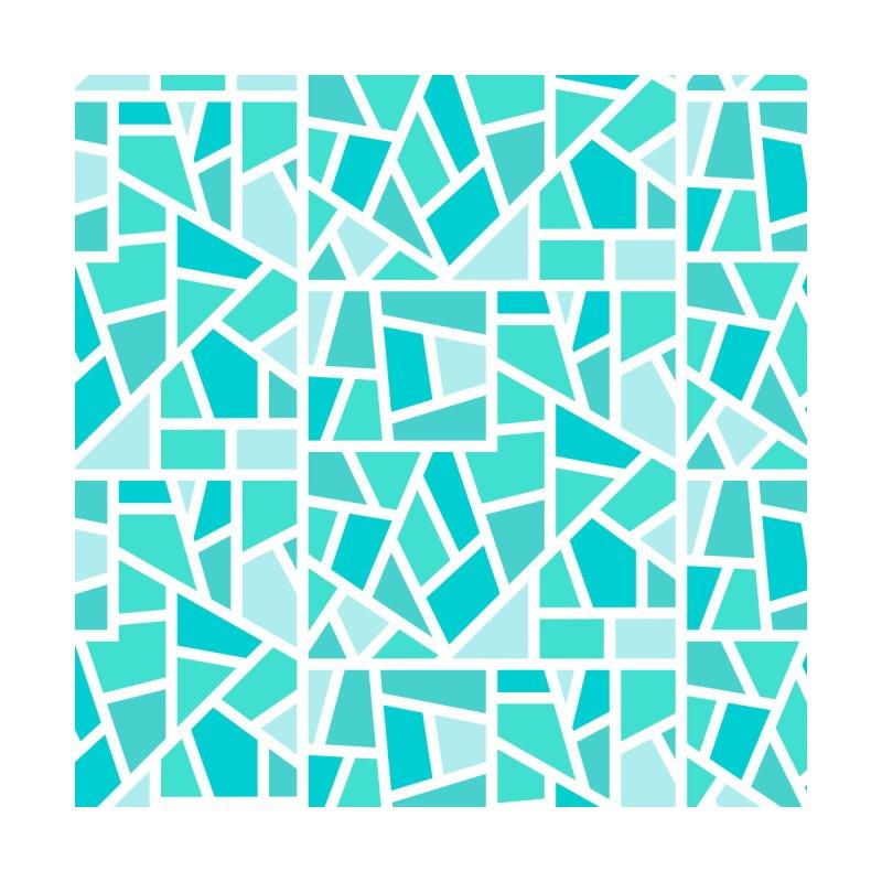 Turquoise Mosaic by Sheldon Stewart - Cool Stuff