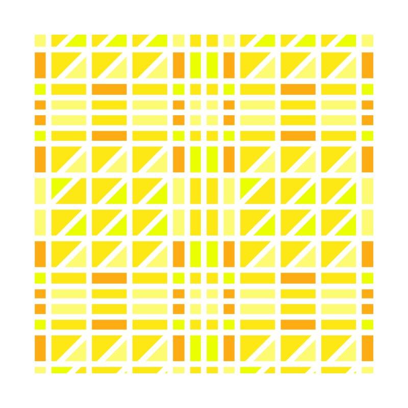 Blazing Yellow Mosaic by Sheldon Stewart - Cool Stuff