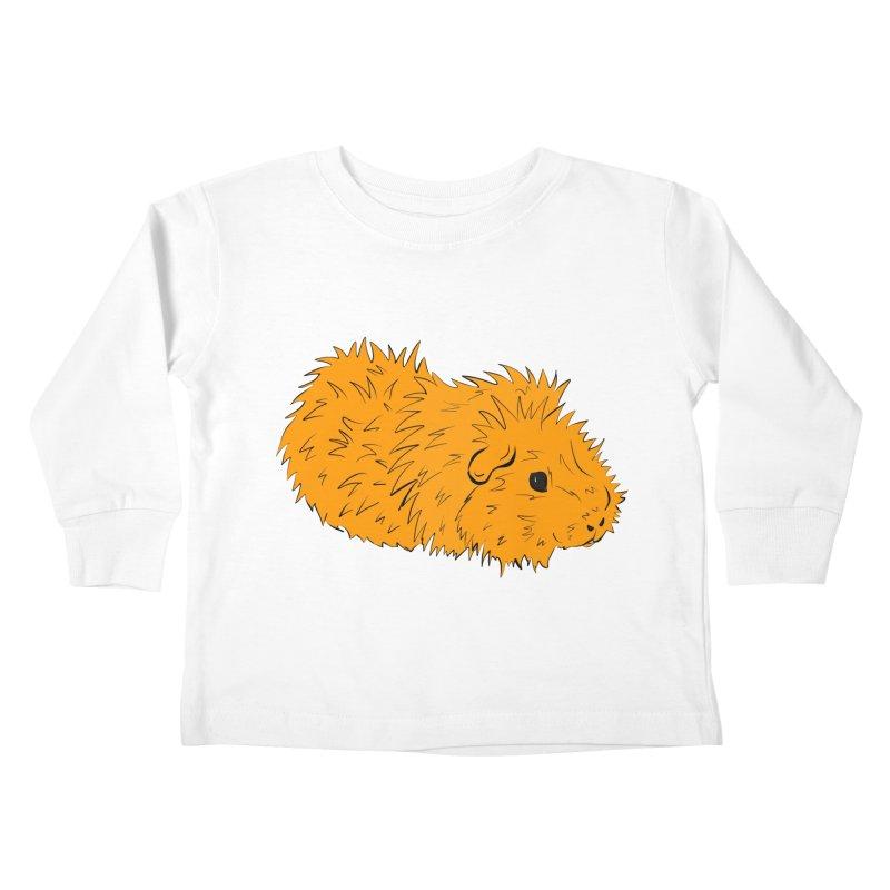 The Last Squeak In Town Kids Toddler Longsleeve T-Shirt by Shelly Still's Artist Shop