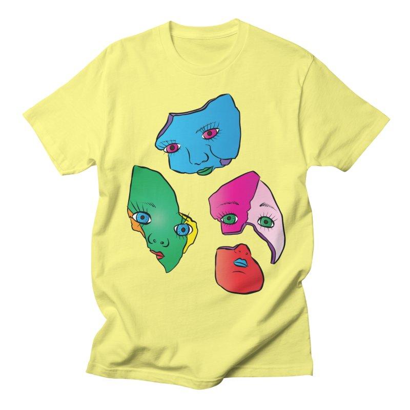 Broken Dolls Men's T-shirt by Shelly Still's Artist Shop
