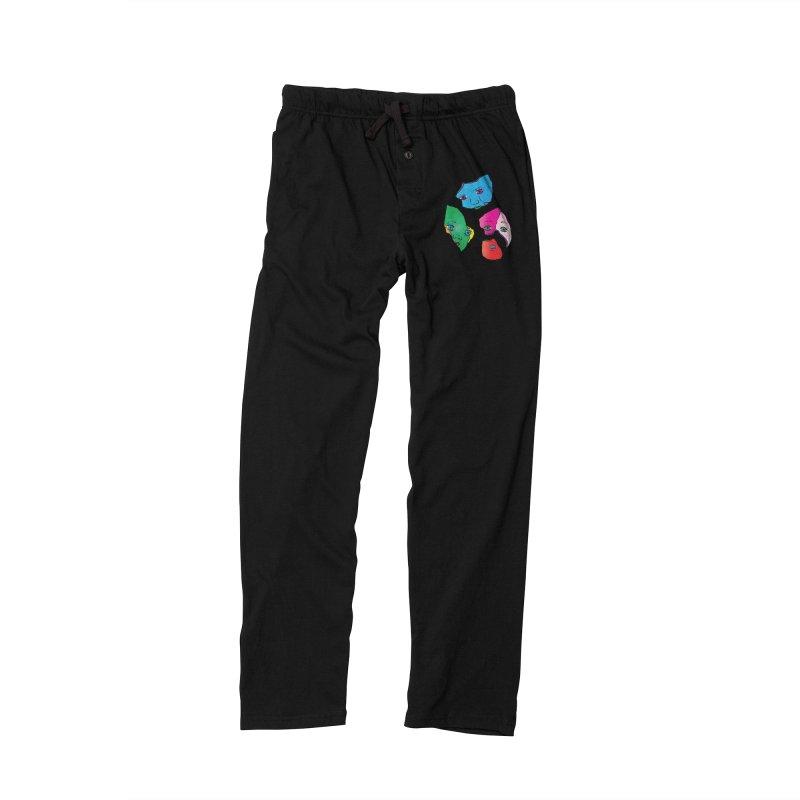 Broken Dolls Women's Lounge Pants by Shelly Still's Artist Shop