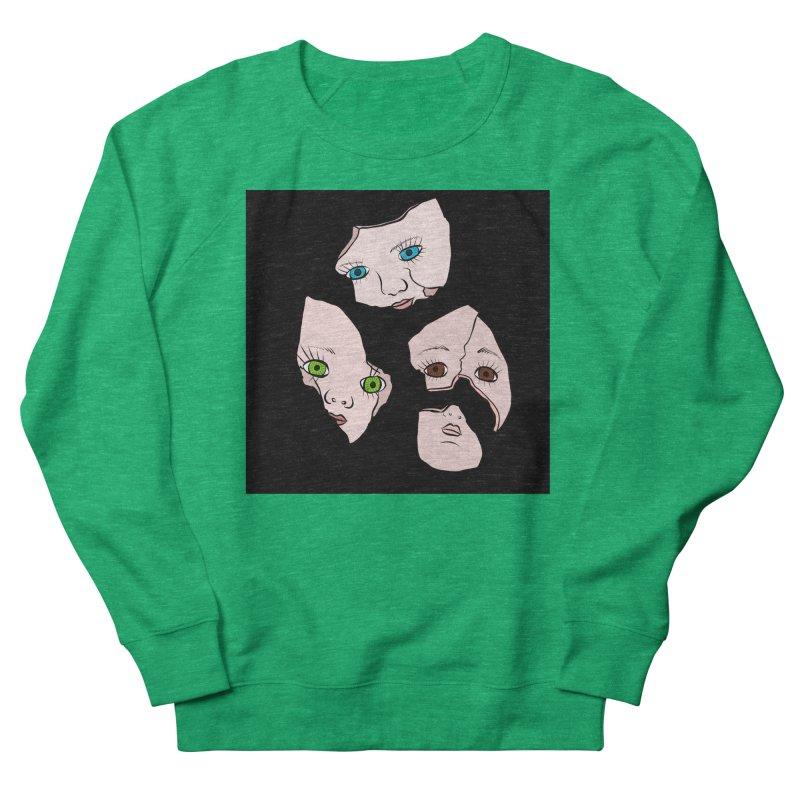 Broken Dolls Women's Sweatshirt by Shelly Still's Artist Shop
