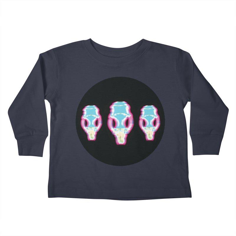 Rat Rat Rat Kids Toddler Longsleeve T-Shirt by Shelly Still's Artist Shop