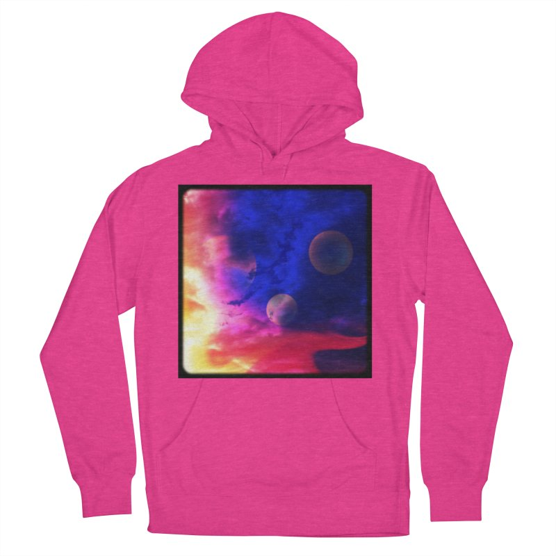 The Planets Women's Pullover Hoody by Shelly Still's Artist Shop