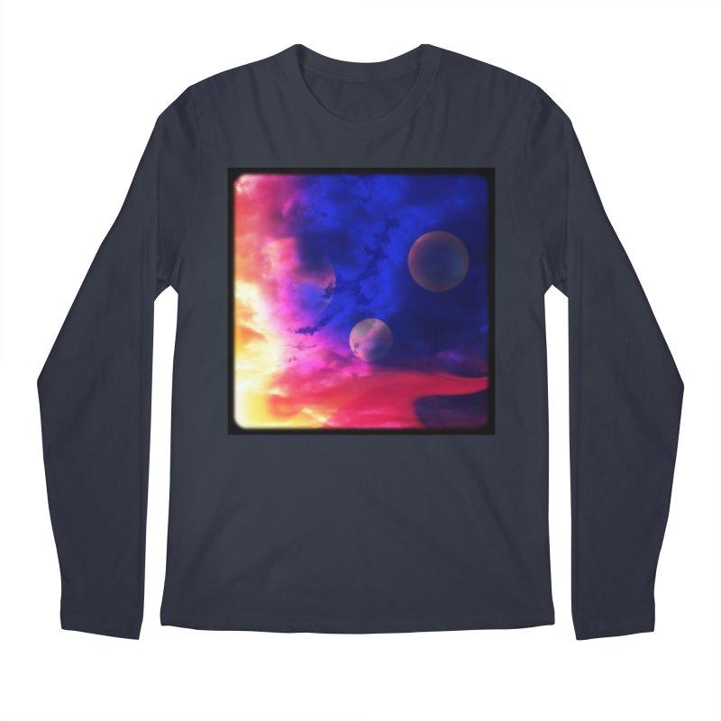 The Planets Men's Longsleeve T-Shirt by Shelly Still's Artist Shop