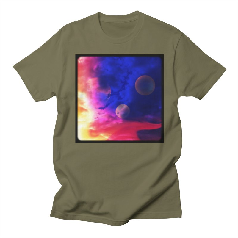 The Planets Women's Unisex T-Shirt by Shelly Still's Artist Shop