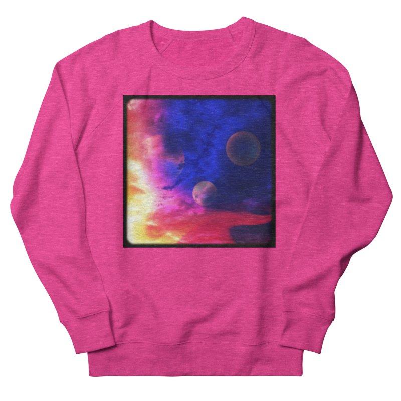 The Planets Women's Sweatshirt by Shelly Still's Artist Shop