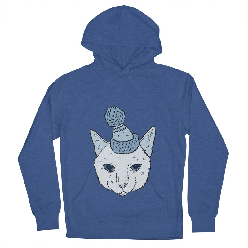 That Cat in the Hat Men's Pullover Hoody by Shelly Still's Artist Shop