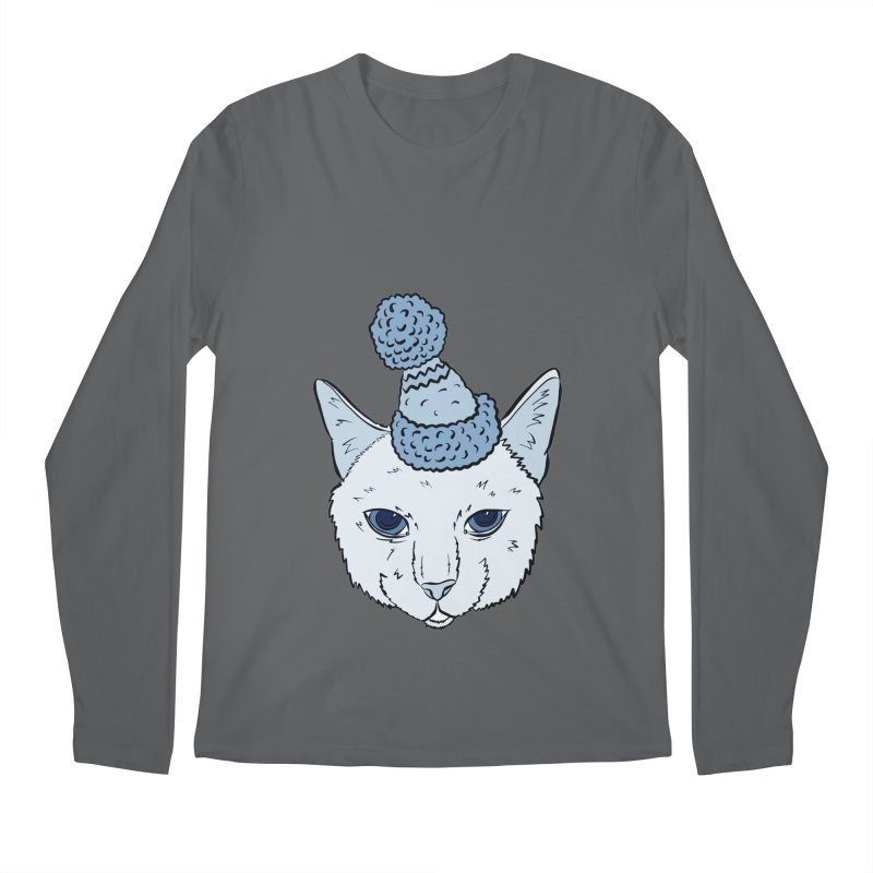 That Cat in the Hat Men's Longsleeve T-Shirt by Shelly Still's Artist Shop