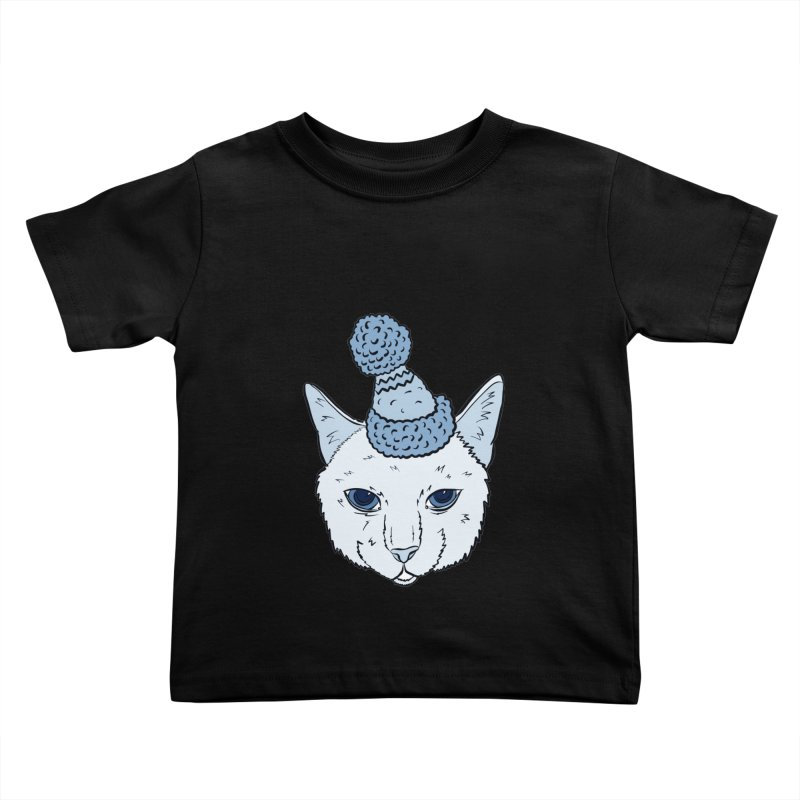 That Cat in the Hat Kids Toddler T-Shirt by Shelly Still's Artist Shop