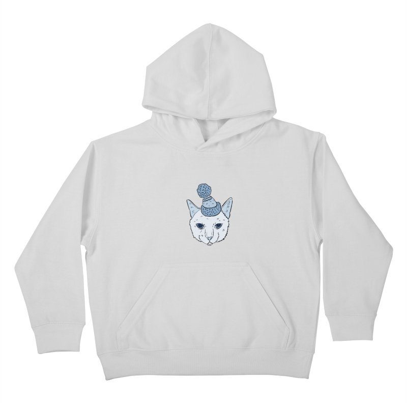 That Cat in the Hat Kids Pullover Hoody by Shelly Still's Artist Shop