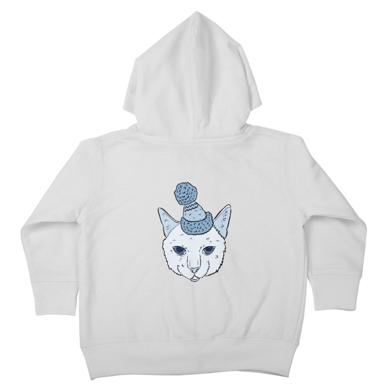 That Cat in the Hat Kids Toddler Zip-Up Hoody by Shelly Still's Artist Shop