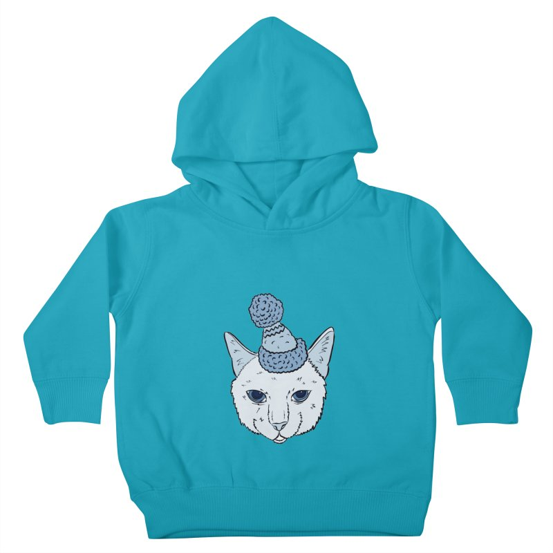 That Cat in the Hat Kids Toddler Pullover Hoody by Shelly Still's Artist Shop