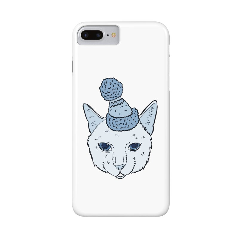 That Cat in the Hat Accessories Phone Case by Shelly Still's Artist Shop