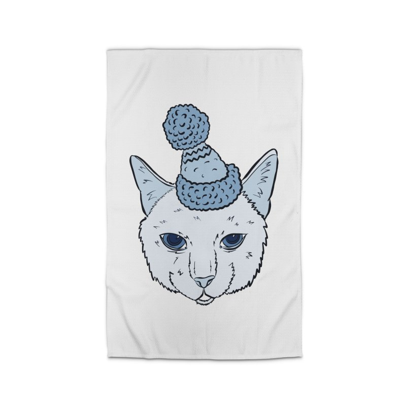 That Cat in the Hat Home Rug by Shelly Still's Artist Shop