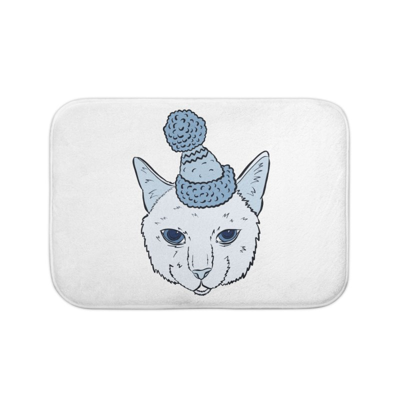 That Cat in the Hat Home Bath Mat by Shelly Still's Artist Shop