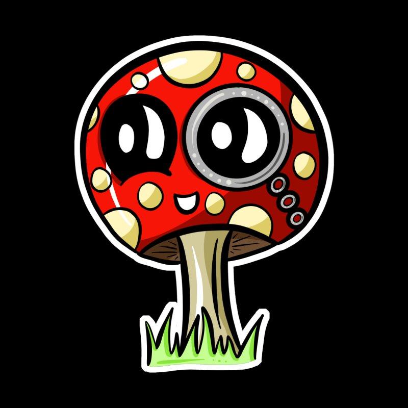 Magic Mushroom - Gentleman Jim by shellystill's Artist Shop