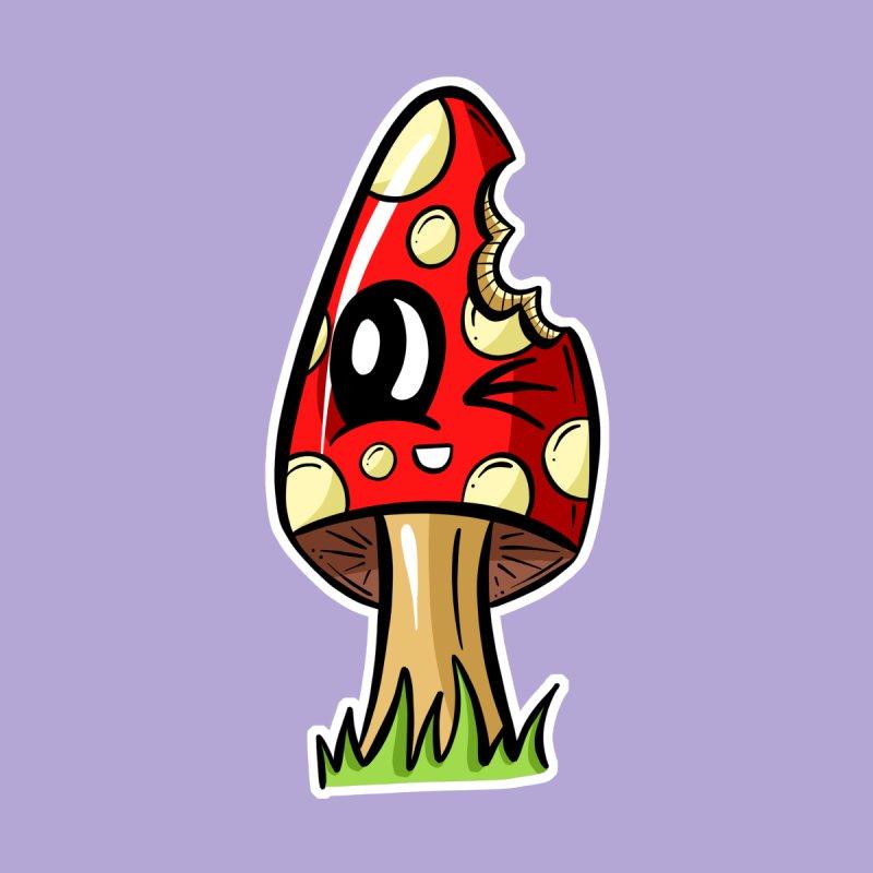 Magic Mushroom - Take a Bite by shellystill's Artist Shop
