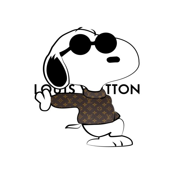 image for Snoopy Vuitton