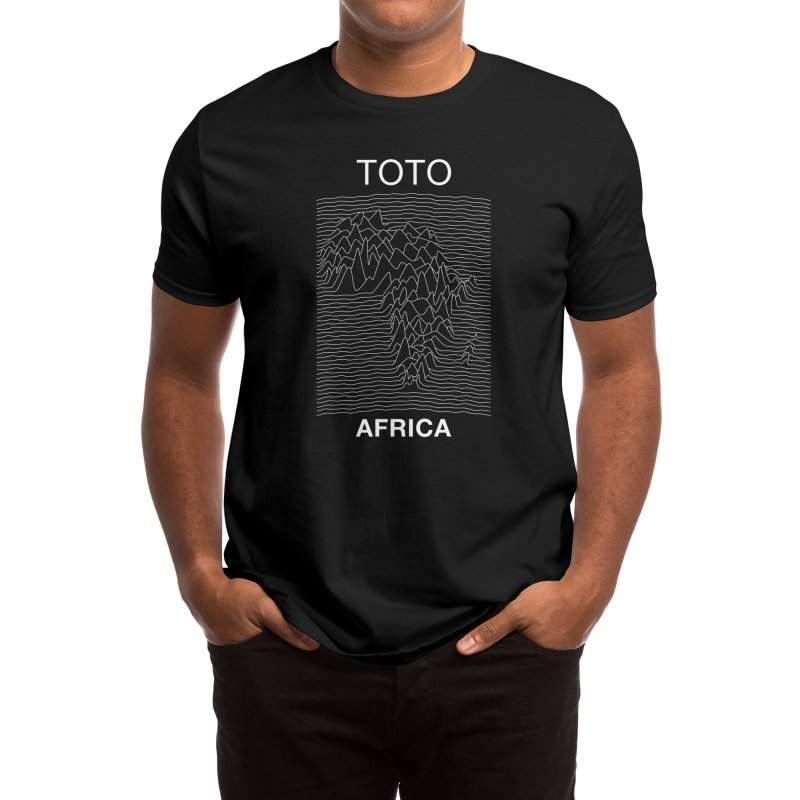 TOTO - AFRICA Men's T-Shirt by sherts