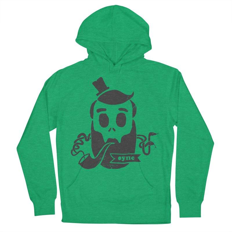 Muerto Bronson Men's Pullover Hoody by shewo's Artist Shop