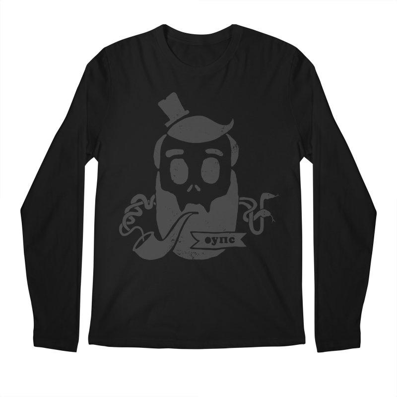 Muerto Bronson Men's Longsleeve T-Shirt by shewo's Artist Shop