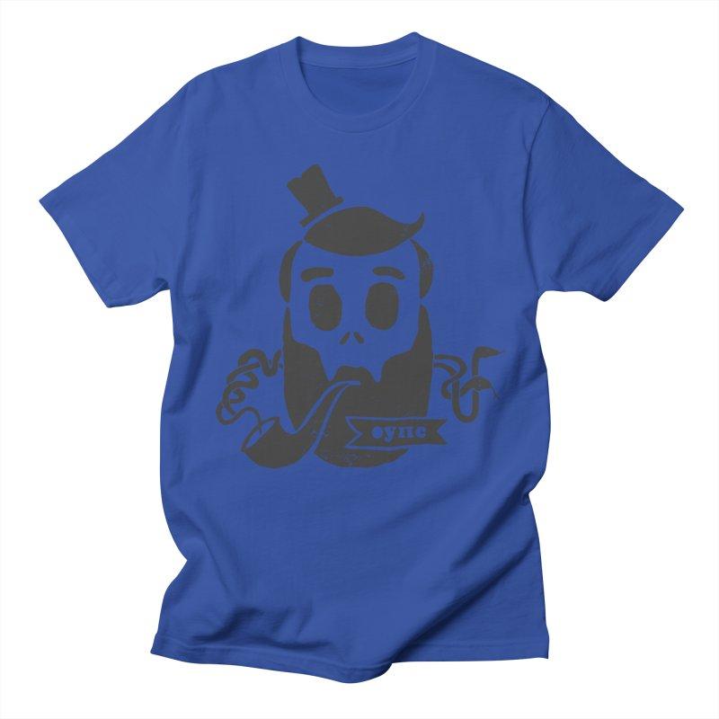 Muerto Bronson Men's T-Shirt by shewo's Artist Shop