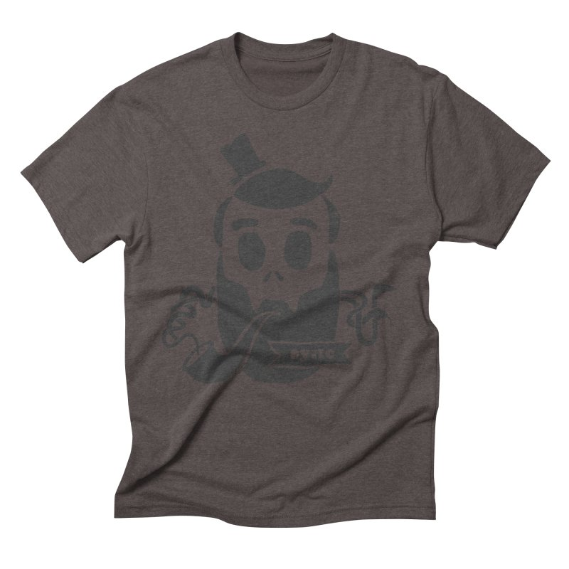 Muerto Bronson Men's Triblend T-Shirt by shewo's Artist Shop