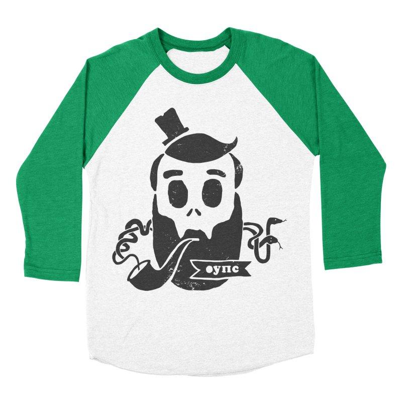 Muerto Bronson Women's Baseball Triblend T-Shirt by shewo's Artist Shop