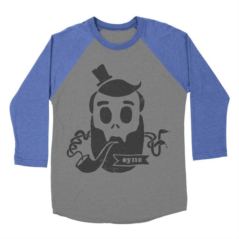 Muerto Bronson Men's Baseball Triblend T-Shirt by shewo's Artist Shop