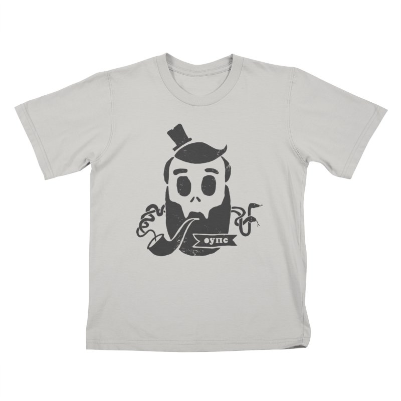 Muerto Bronson Kids T-shirt by shewo's Artist Shop