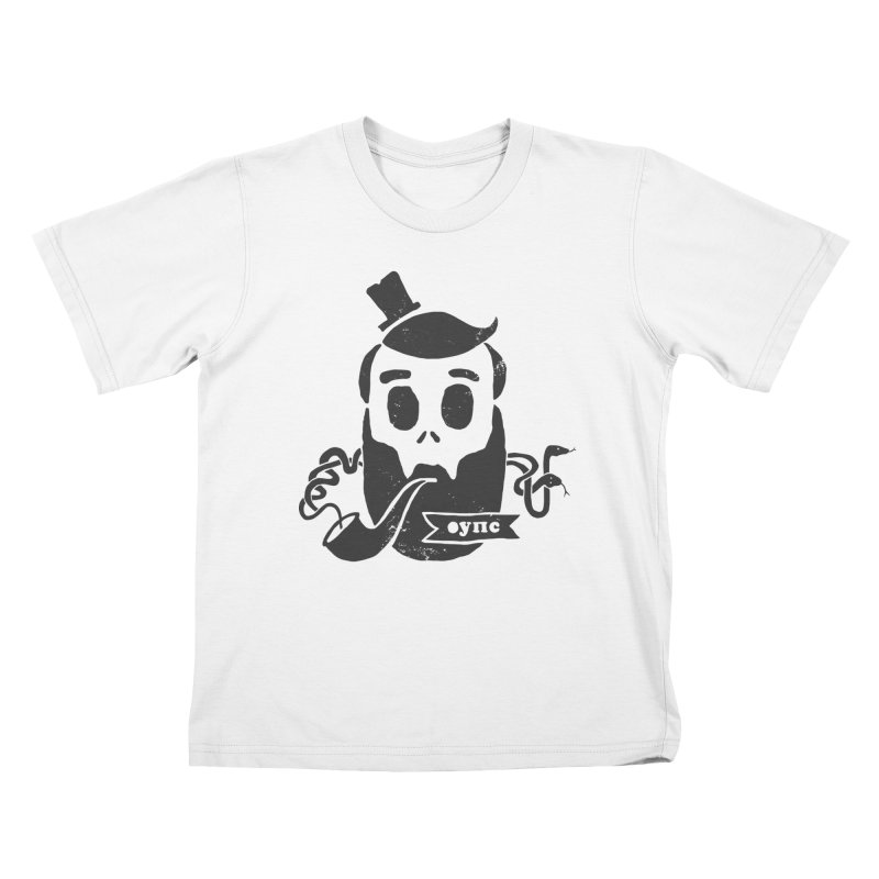 Muerto Bronson Kids T-Shirt by shewo's Artist Shop