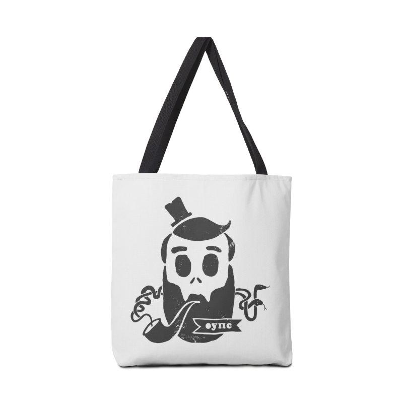 Muerto Bronson Accessories Bag by shewo's Artist Shop