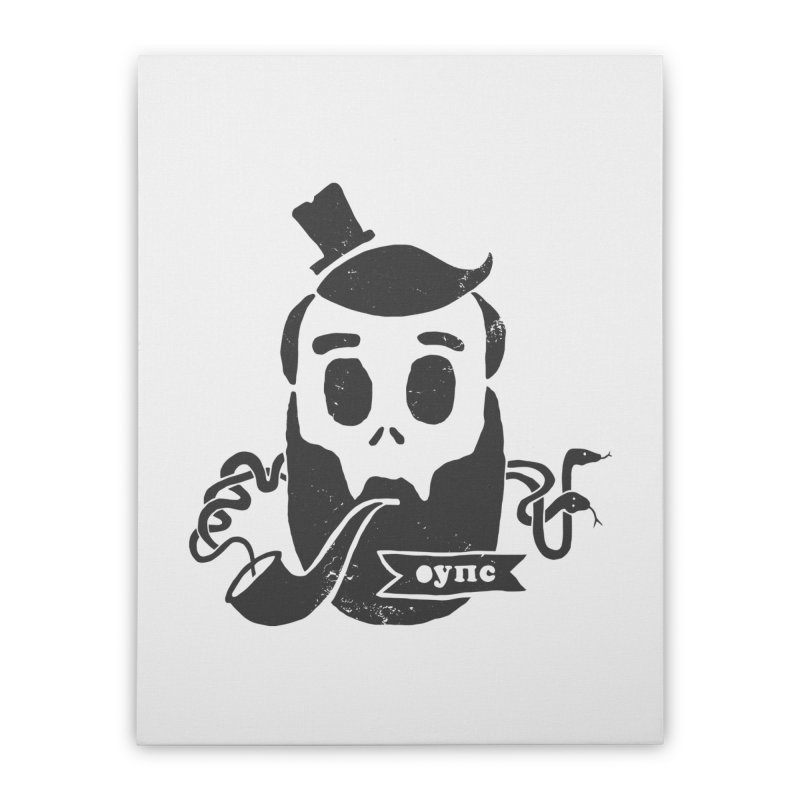 Muerto Bronson Home Stretched Canvas by shewo's Artist Shop