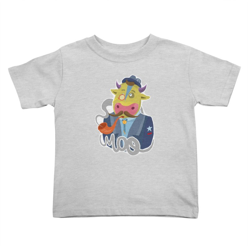 Bull master Kids Toddler T-Shirt by shewo's Artist Shop