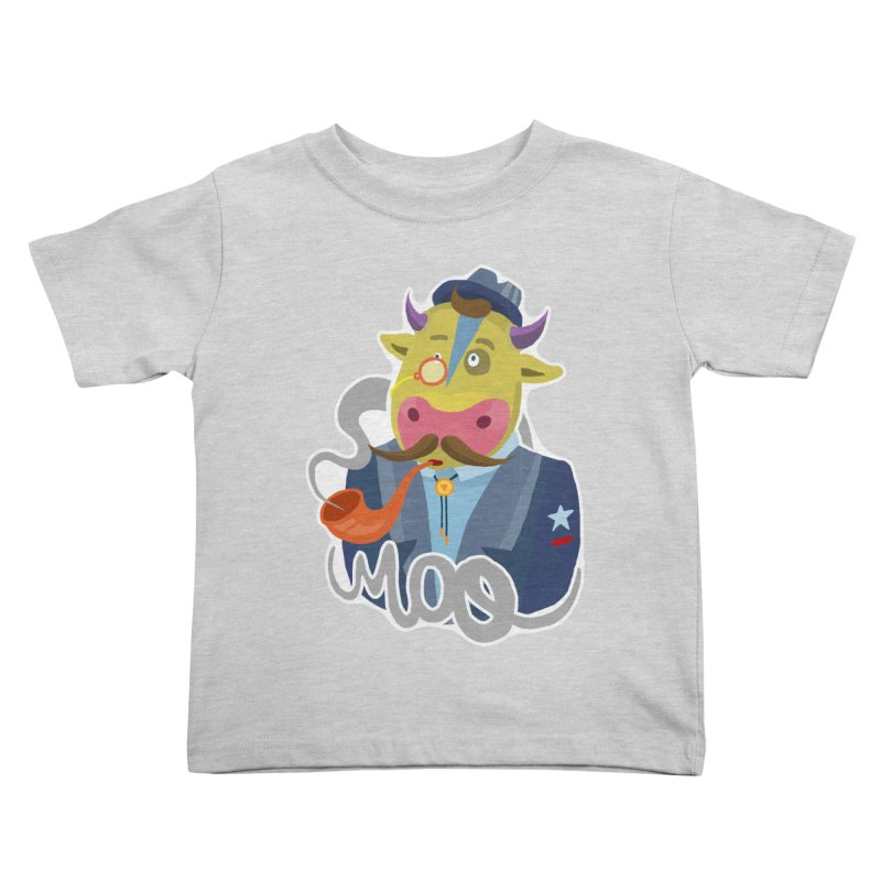 Bull master Kids Toddler T-Shirt by shewo's Artist Shop