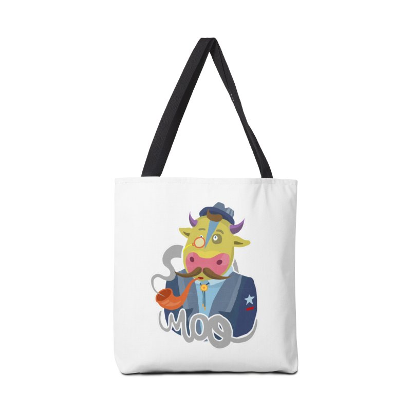 Bull master Accessories Bag by shewo's Artist Shop