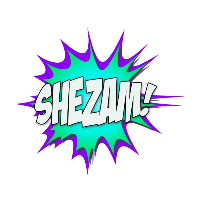 Shezam! Men's T-Shirt by Shezam Pod