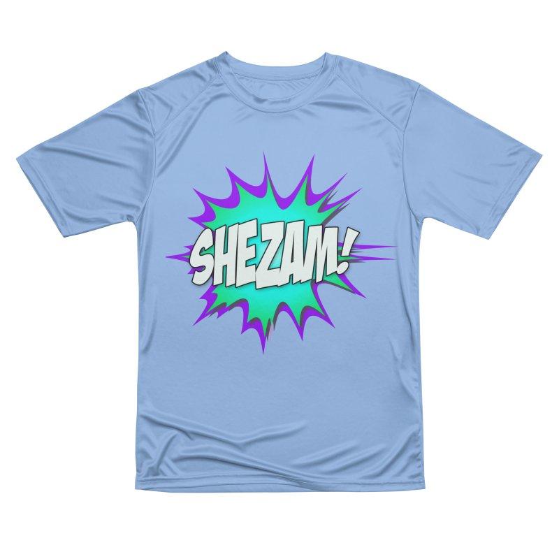 Shezam! Women's T-Shirt by Shezam Pod