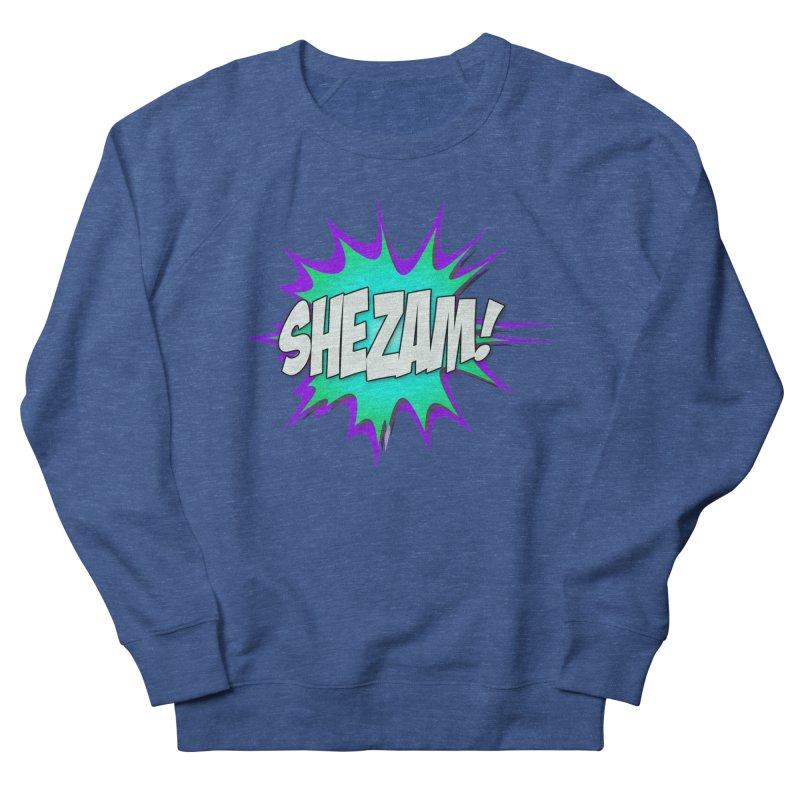 Shezam! Men's Sweatshirt by Shezam Pod