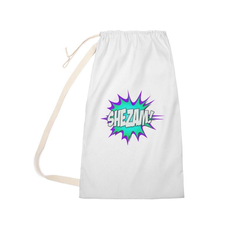 Shezam! Accessories Bag by Shezam Pod