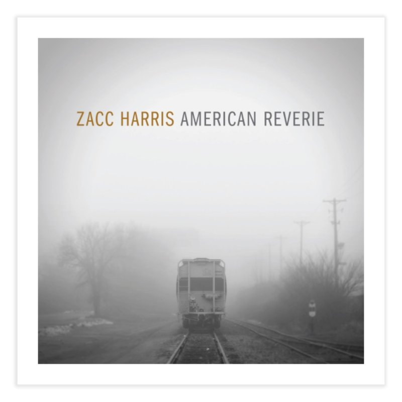 American Reverie Home Fine Art Print by shiftingparadigmrecords's Artist Shop