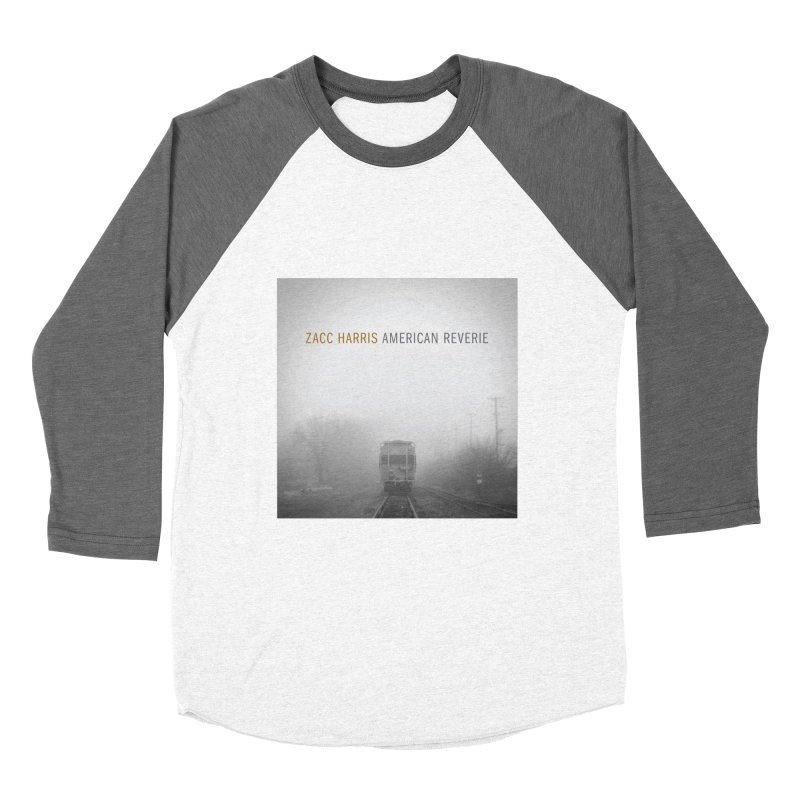 American Reverie Men's Baseball Triblend Longsleeve T-Shirt by shiftingparadigmrecords's Artist Shop
